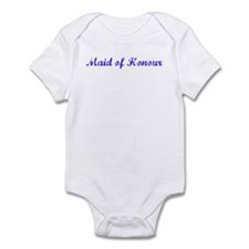 Maid of Honour Infant Bodysuit