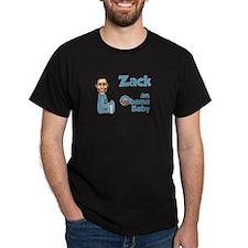 Zack - an Obama Baby T-Shirt