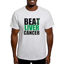 Beat Liver Cancer T-Shirt