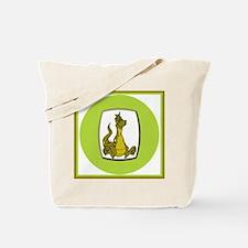 Kid's Dragon 2 Tote Bag