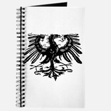 Gothic Prussian Eagle Journal