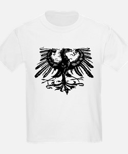 Gothic Prussian Eagle T-Shirt