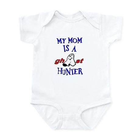 Mom Ghost Hunter Infant Bodysuit