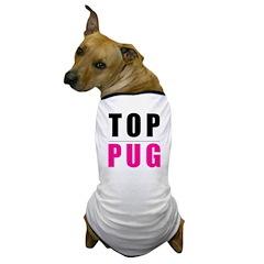 Top Pug Dog T-Shirt