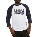 Really Hard curling call Baseball Jersey