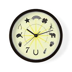Good Luck - Wall Clock