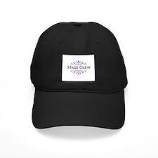 Stage Crew Name Badge Baseball Hat