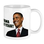 Obama Oh Yeah Mug