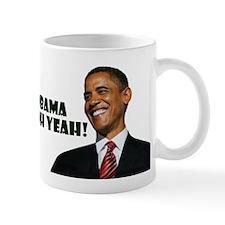 Obama Oh Yeah Small Mug