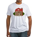 Farmers Feed Me Fitted T-Shirt