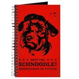 Poodle Journals & Spiral Notebooks