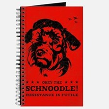 Obey Schnoodle!- World Domination Journal