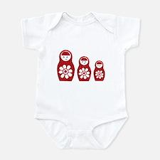 Riyah-Li Designs Nesting Dolls Three Infant Bodysu