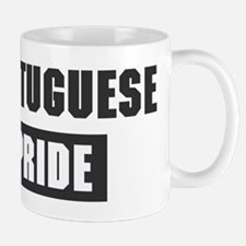 Portuguese pride Mug
