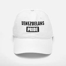 Venezuelans pride Baseball Baseball Cap