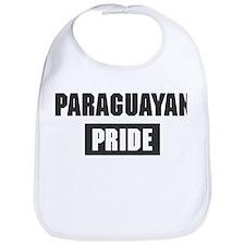 Paraguayan pride Bib