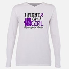 Licensed Fight Like a Girl 15.2 Fibr T-Shirt