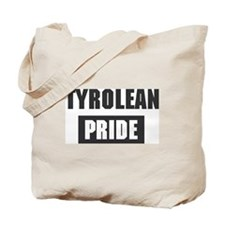 Tyrolean pride Tote Bag