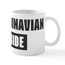 Scandinavian pride Small Mug