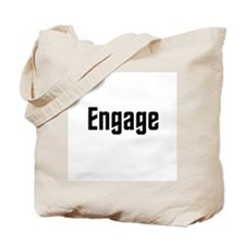 Engage Tote Bag
