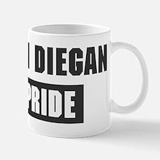San Diegan pride Mug