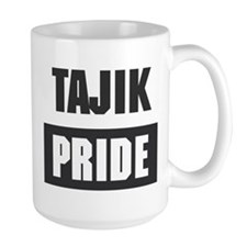 Tajik pride Mug