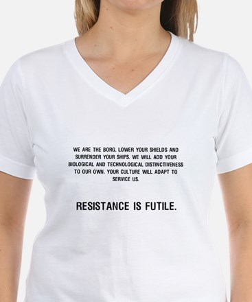 We are the BORG Shirt