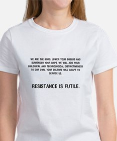 We are the BORG Women's T-Shirt