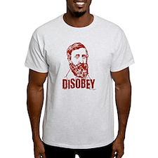 Thoreau Disobey T-Shirt