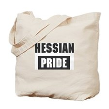 Hessian pride Tote Bag