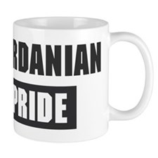Jordanian pride Mug