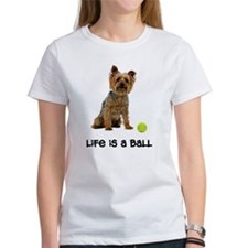Silky Terrier Life Tee