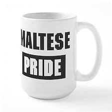 Maltese pride Mug