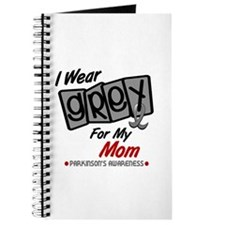 I Wear Grey For My Mom 8 PD Journal