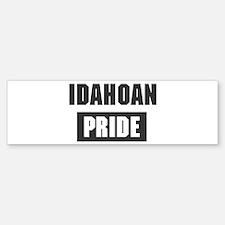 Idahoan pride Bumper Sticker (50 pk)