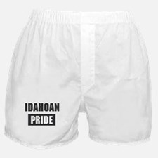 Idahoan pride Boxer Shorts