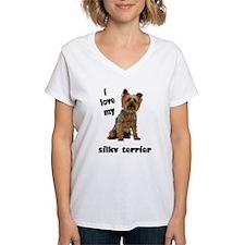 Silky Terrier Love Shirt