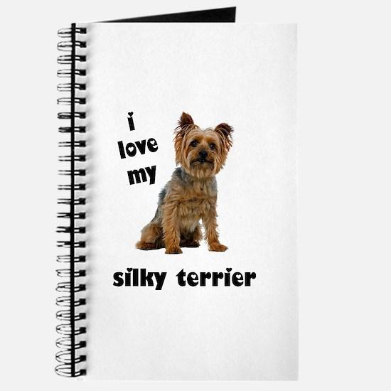 Silky Terrier Love Journal