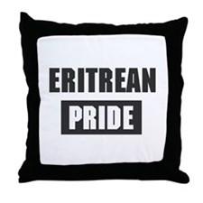 Eritrean pride Throw Pillow