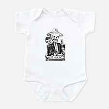 Calavera Tapatia Infant Bodysuit