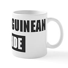 Equatoguinean pride Mug