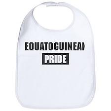 Equatoguinean pride Bib