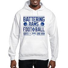 Battering Rams 1 Hoodie