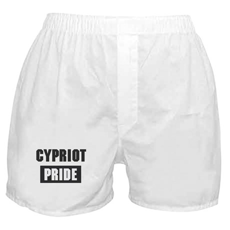 Cypriot pride Boxer Shorts