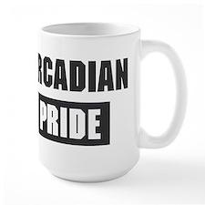 Arcadian pride Mug