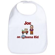 Joe - an Obama Kid Bib