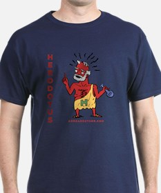 Arms and Ether: Herodotus on T-Shirt