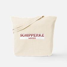 Schipperke lover Tote Bag