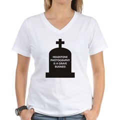 Grave Photography Shirt