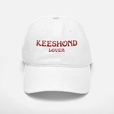 Keeshond lover Baseball Baseball Cap